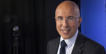 ERIC CIOTTI (LR), AU TALK ORANGE-LE FIGARO